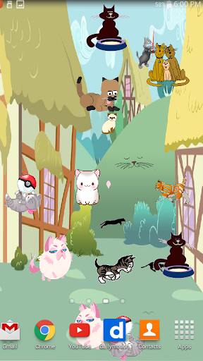 Kitten Live Wallpapers