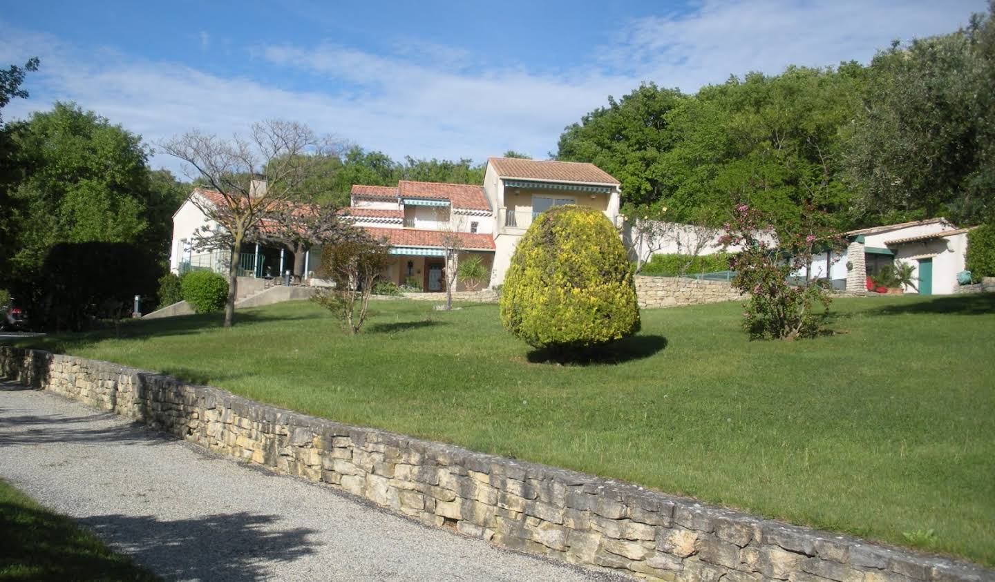 Villa with pool and terrace Allan