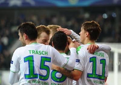 Avant d'affronter Gand, Wolfsburg se renforce
