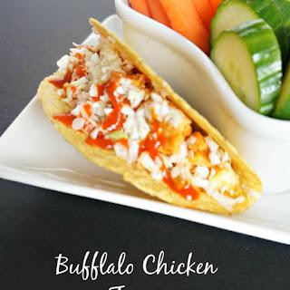 Buffalo Chicken Tacos.