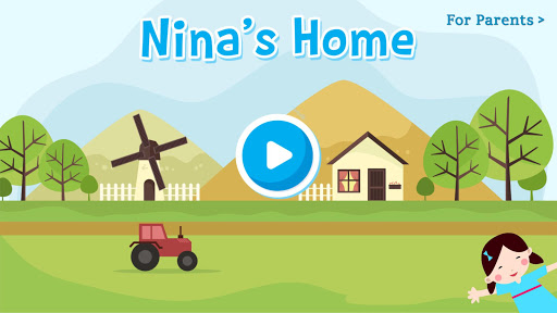 Nina's Home – Drag and Drop screenshot