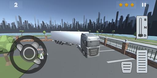 Truck Parking Simulator 2020: City  screenshots 12