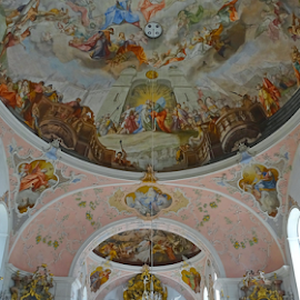 by Nico Kranenburg - Buildings & Architecture Places of Worship ( church, germany, paintings )