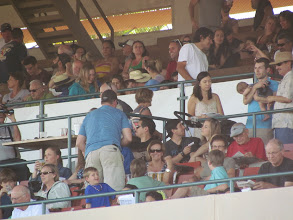 Photo: More than 6,500 Poeple attended March 15, for Turf Paradise's Saint Patrick's Party. Photo by Turf Paradise