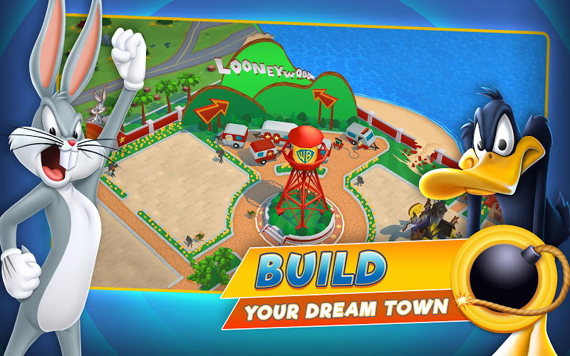 Looney Tunes™ World of Mayhem - Action RPG Screenshot 3
