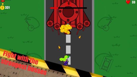 Tank Mayhem - náhled