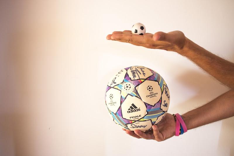 calcio o balilla? di Monti75