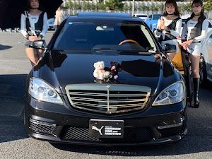 Sクラス W221 AMGスポーツエディション モカブラックのカスタム事例画像 たちせ Club Zeroさんの2019年11月17日21:11の投稿