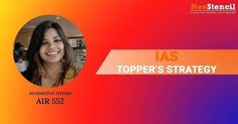 Topper's Strategy: Akanksha Tiwari (AIR 552)