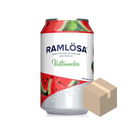 Ramlösa Vattenmelon 24x33 cl