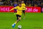 """Thorgan Hazard blikt terug op zijn eerste maanden bij Dortmund: """"De status is anders, de verwachtingen liggen hoger"""""""