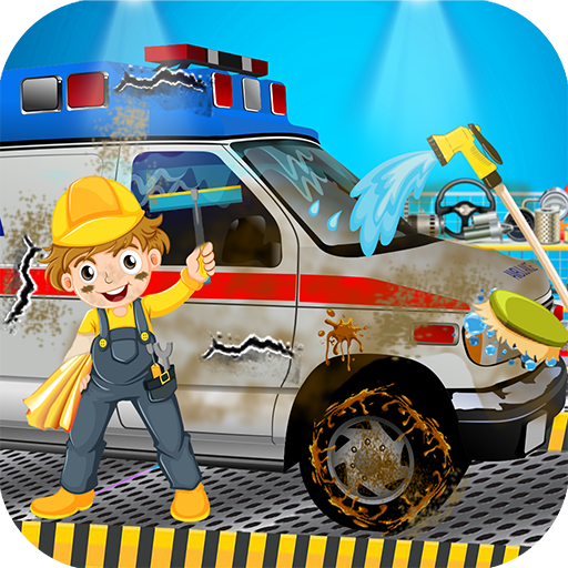 Emergency Vehicle Clean Up and Car Wash Service