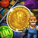 Goldrush Coin Falls icon
