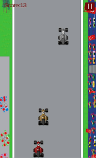 F1 ROAD - náhled