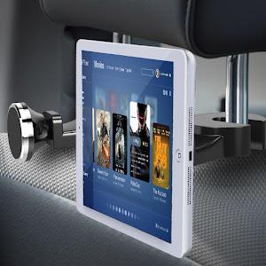 Suport auto magnetic de tetiera pentru telefon sau tableta