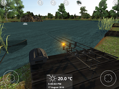 Carp Fishing Simulator- screenshot thumbnail