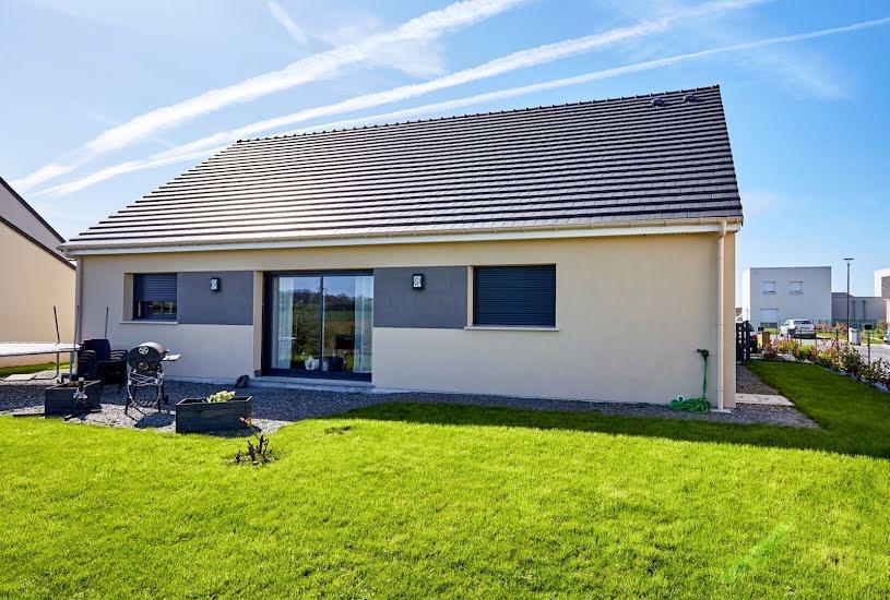 Vente Terrain + Maison - Terrain : 422m² - Maison : 110m² à Dourges (62119)