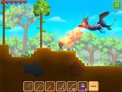 Adventaria: 2D World of Craft & Mining 1.5.3 Screenshots 17