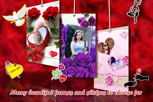 Rose Photo Frames HD  screenshots 9