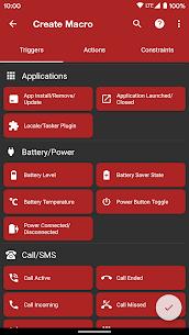 MacroDroid – Device Automation MOD (Paid) 5