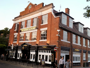 Photo: Robert Ransome is the popular Wetherspoon pub inIpswich.