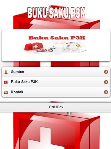 Buku Saku P3K