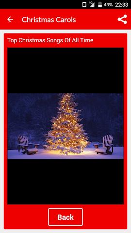 android Weihnachtslieder und Lied Screenshot 0