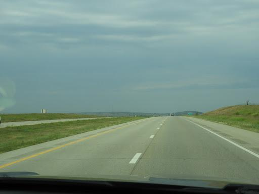 mass texting is as boring as driving down interstate 70 in Kansas