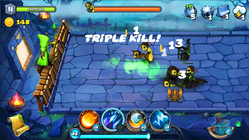 Magic Siege - Defender 1.8.19 screenshots 11