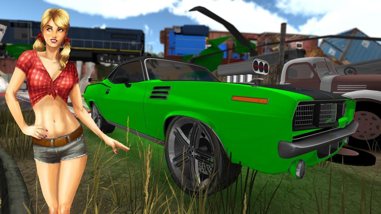 Design my car - Fix My Car Classic Muscle 2 Lt Screenshot