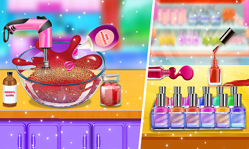 Makeup kit - Homemade makeup games for girls 2020 screenshots 5