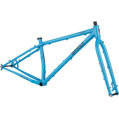 "Surly Krampus Frameset - 29"", Tangled Up In Blue"