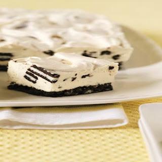 Philadelphia-Oreo No-Bake Cheesecake.