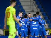 KRC Genk-KV Mechelen: 4-1