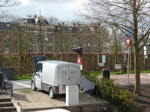 Photo: 16 maart 2016 CReO Loosdrecht Zuylen, Koning Willem III- kazerne Nieuwersluis (voormalige strafkazerne/ militaire gevangenis)