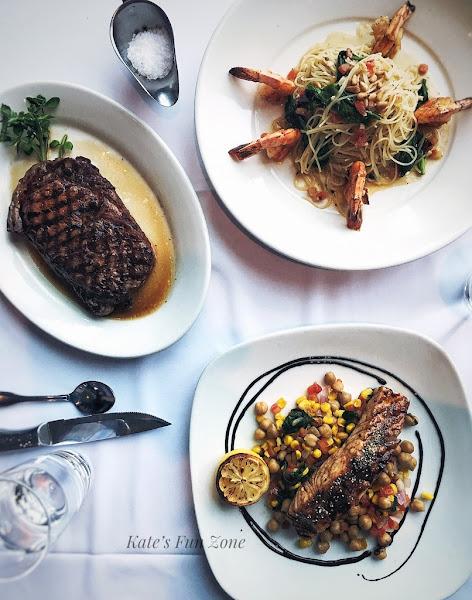 Morton's The Steakhouse 莫爾頓牛排館- 看101煙火的跨年首選餐廳