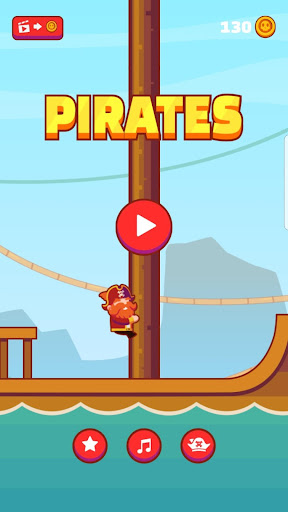 Climbing Pirates  captures d'u00e9cran 1