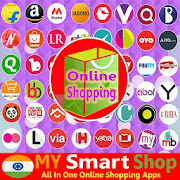Online Shopping Apps - My Smart Shop APK for Bluestacks