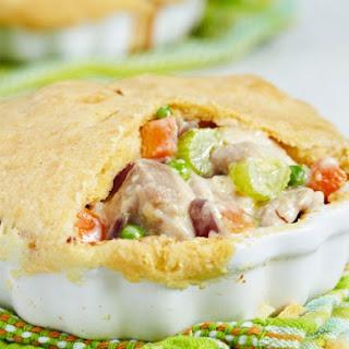 Turkey Leftover Pot Pie