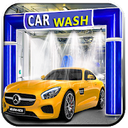 New Car Wash: Auto Car Wash Service 3D
