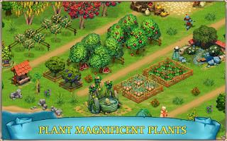 Screenshot of Fairy Kingdom: World of Magic