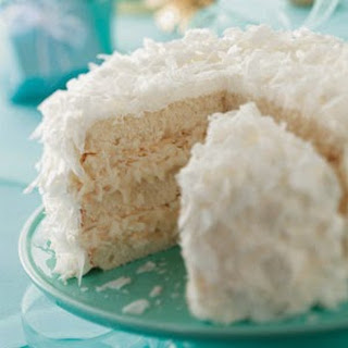 Coconut Cake With White Cake Mix Recipes