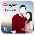 Couple photo Suits : Love Couple Photo Editor icon