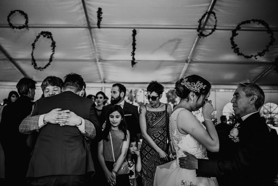 Wedding photographer Valery Garnica (focusmilebodas2). Photo of 27.08.2019