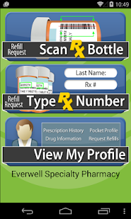 Everwell Specialty Pharmacy- screenshot thumbnail