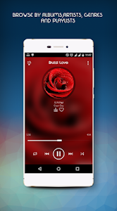 Music Player - Audio Player screenshot 0