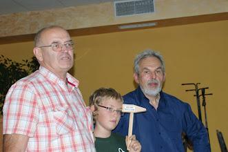 Photo: Licytację prowadzili (od lewej): Kaziu, Dawid, Włodek