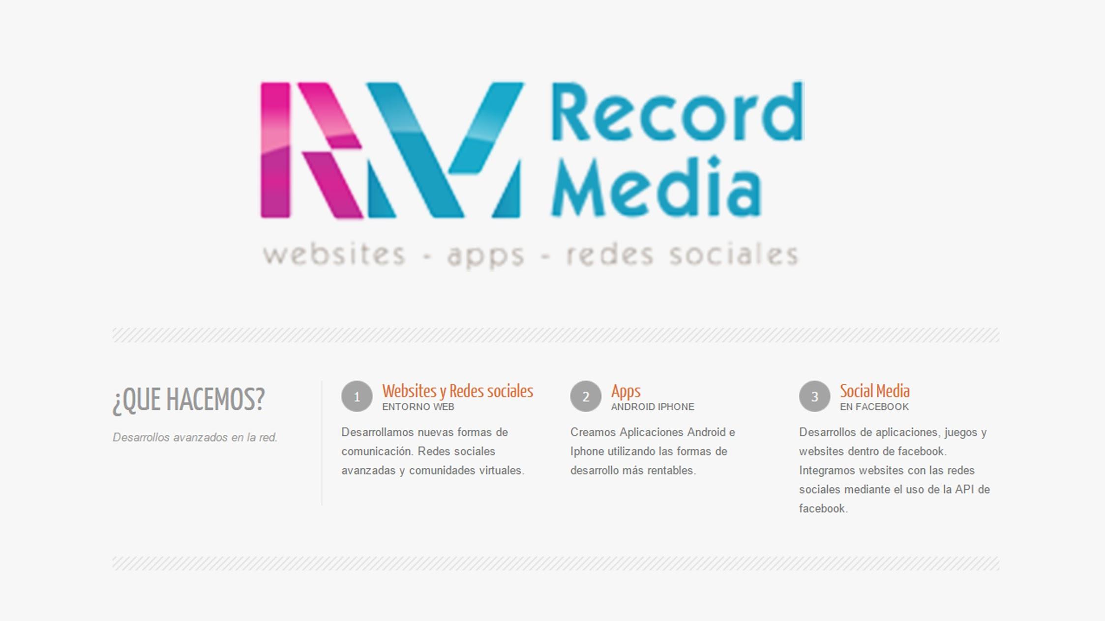 Recordmedia.es