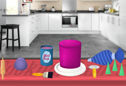 cooking games delicious cake Girls Games 1.0.0 screenshots 6