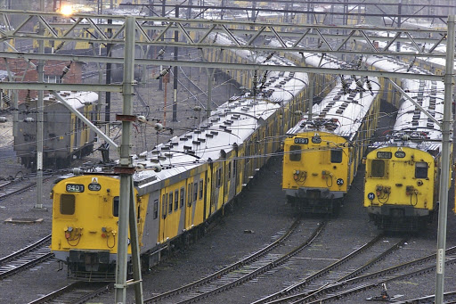 Caught on CCTV: Suspect arrested for R33m train inferno in Cape Town